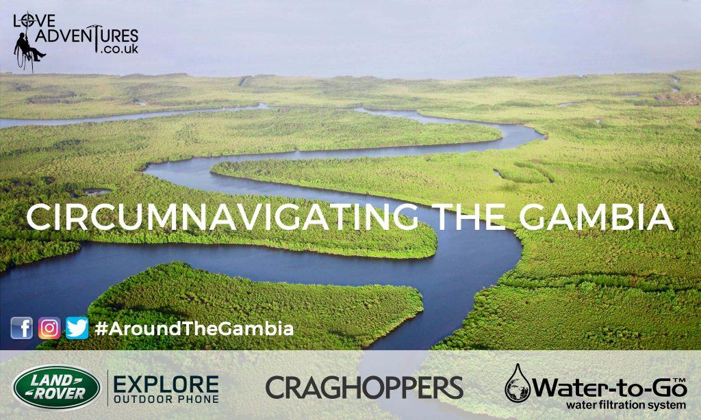LoveAdventures Circumnavigating The Gambia #AroundTheGambia